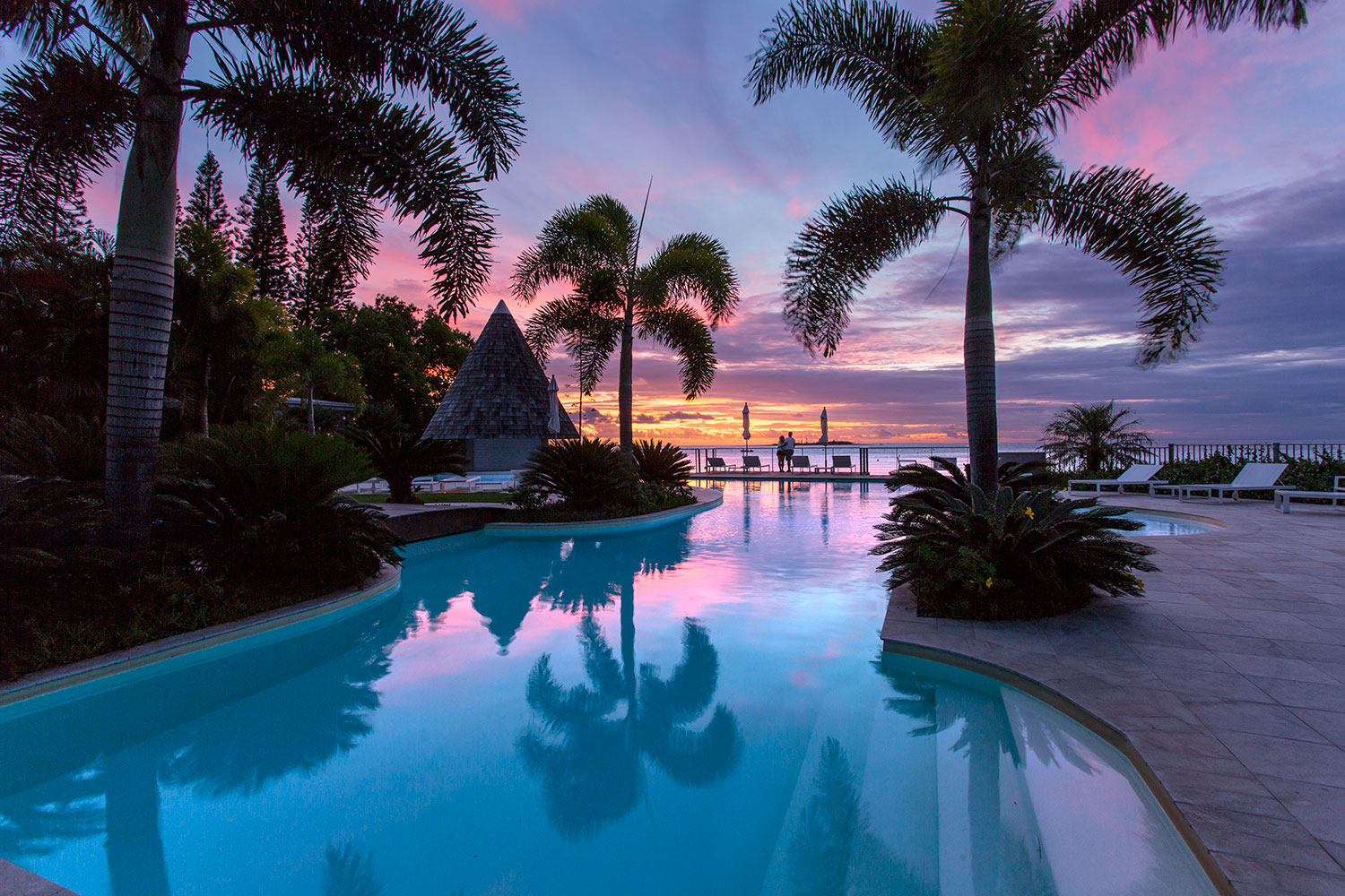 Chateau Royal Beach Resort And Spa Noumea New Caledonia